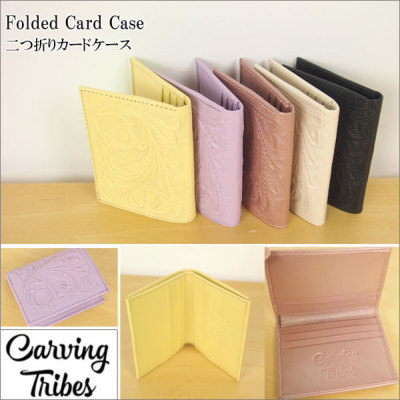 Folded Card Case